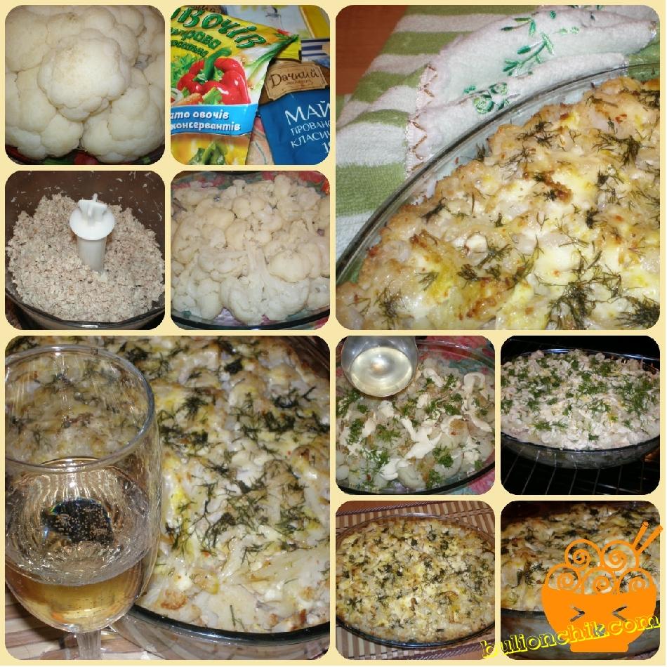 Как приготовить капусту цветную аппетитную?