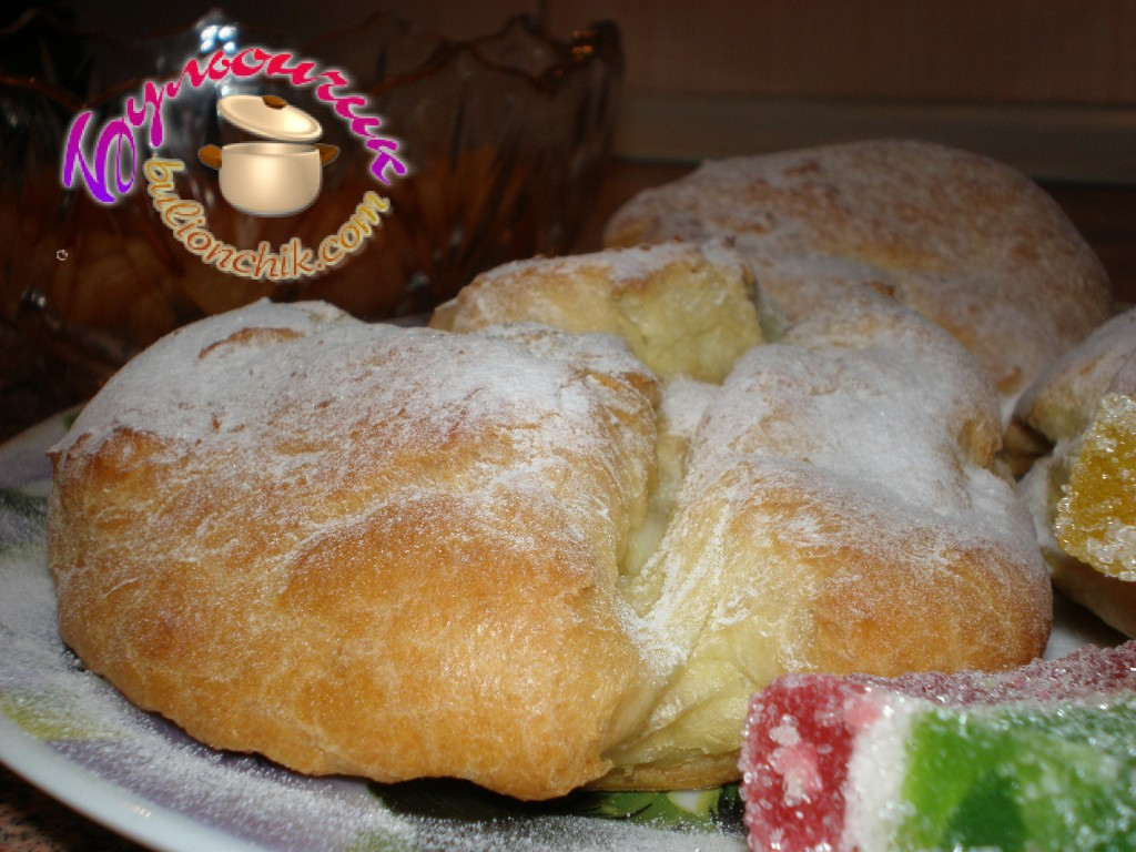 Вкусные заварные пирожные I Бульончик