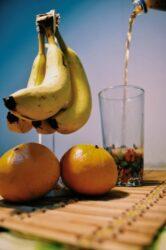 Варианты применения фруктовых пюре в напитках